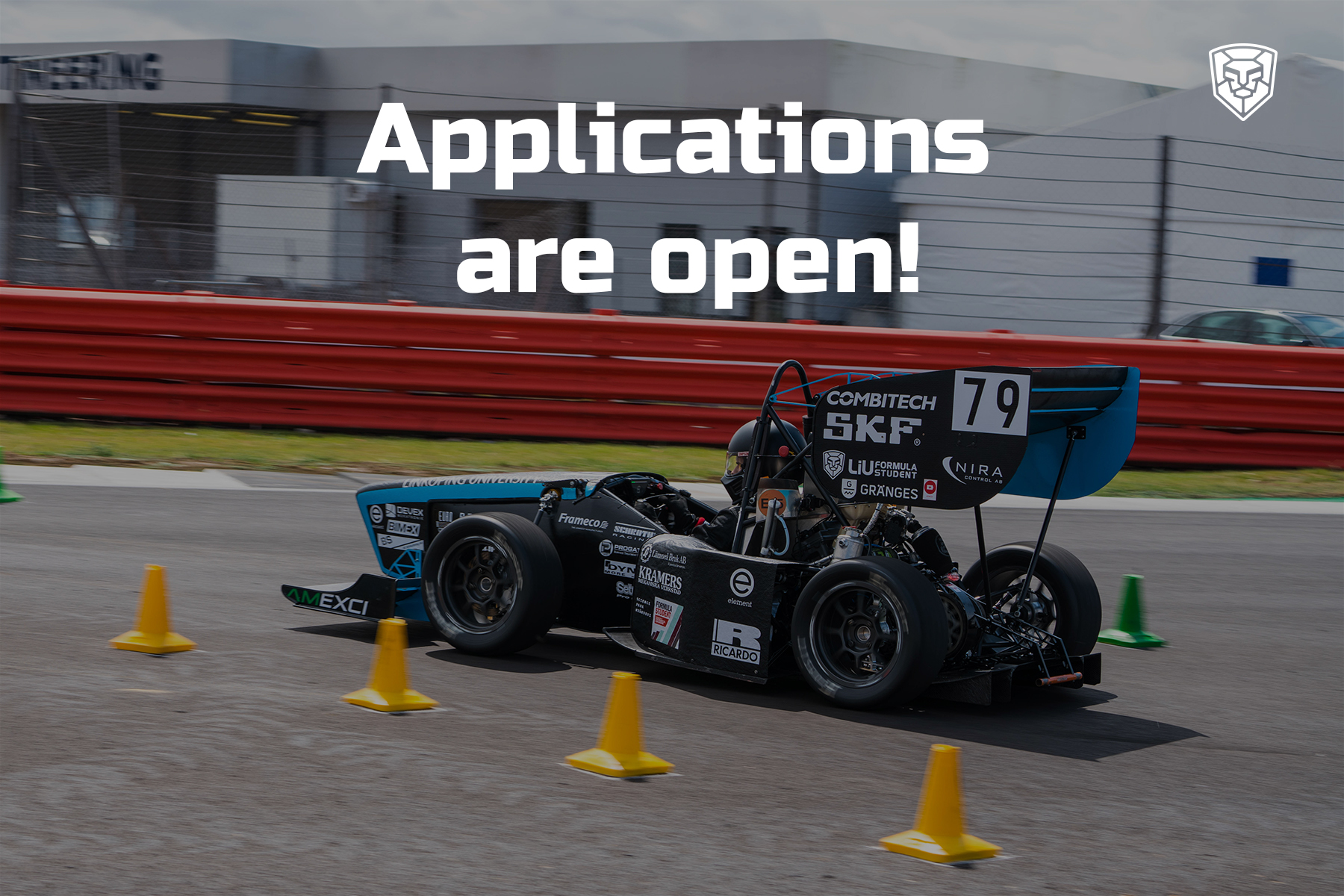 Applications for Season 20/21 are open!
